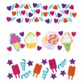 Sweet Shop konfetti