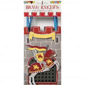 Tapre riddere - store godteposer