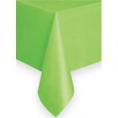 Limegrön plastduk