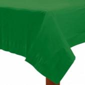 Grön pappersduk