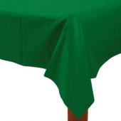 Grön plastduk