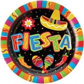 Fiesta paptallerkner