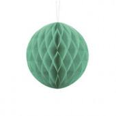 Salvie grøn papirkugle 40 cm