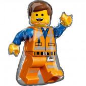 Lego Movie 2 folieballon legomand