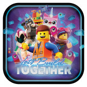 Lego movie 2 paptallerkner