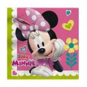Minnie Mouse Happy Helpers servietter