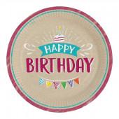 My Birthday Party paptalerkner