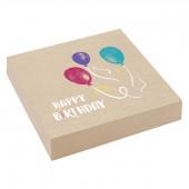 My Birthday Party servietter