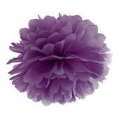 Pompom lila 25 cm