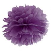Pompom lila 35 cm