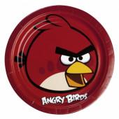 Papperstallrikar  - Angry Birds