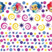 Shimmer & Shine konfetti
