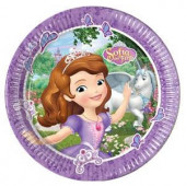 Sofia the First paptallerkner