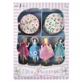 Meri Meri cupcake set - prinsessfest