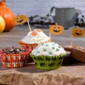 Halloween muffinsset