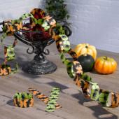 Halloween pappersgirlang