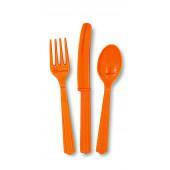 Plastbestick - orange