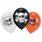 Piratballonger i 3 färger