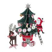 Meri Meri jul-borddekoration - merry & bright