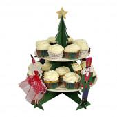 Meri Meri jule kagestand med nøddeknækkeren