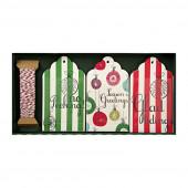 Meri Meri julegavemærker til julegave indpakning