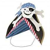 Pirat festhat til børnefødselsdag