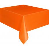 Orange plastduk