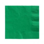 Gröna pappersservietter