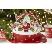 Vintage kakpyntkit - Christmas Cheer