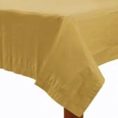 Guld-pappersduk