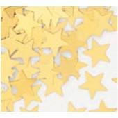 Konfettiguldstjärnor
