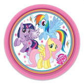 Papperstallrikar - My Little Pony