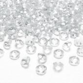 Dekoration diamanter - ljus