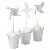 Små vindmöllor - bröllop