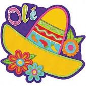 Sombrero dekoration