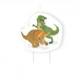 Happy Dinosaur kagelys
