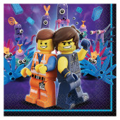 Lego movie 2 servietter