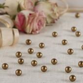 Mat guld perler til festbordet