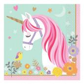Magical Unicorn papservietter