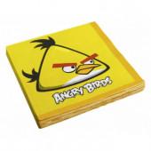 Servietter - gula Angry Birds