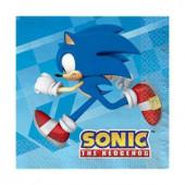 Sonic The Hedgehog servietter